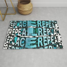 Repeal And Replace Rug