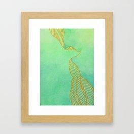 SILK 2.3 Framed Art Print