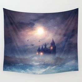 Sunset I C. III Wall Tapestry