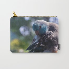 Peter the Parrotlet Carry-All Pouch