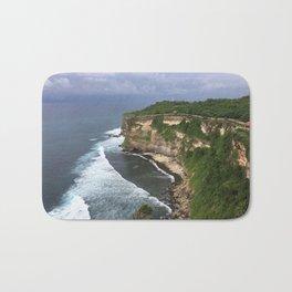 Bali ocean coast - Beaches Bath Mat