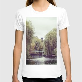 Park Bridge. T-shirt