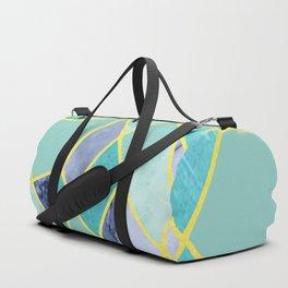 Abstract #439 Duffle Bag
