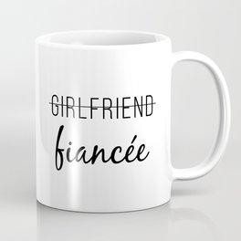 Girlfriend Fiance Coffee Mug