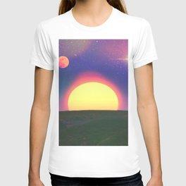 Burning Sun T-shirt