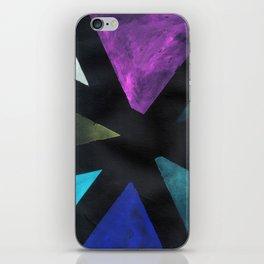 Intersection Triangles / Dennis Weber / ShreddyStudio iPhone Skin