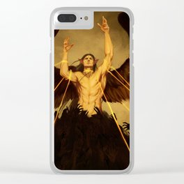 Vax Clear iPhone Case