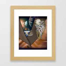 Our Dimension of Time Framed Art Print