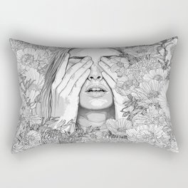 It's Alright Rectangular Pillow