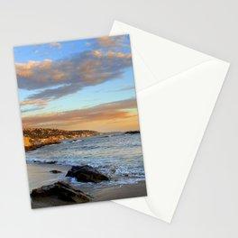 Laguna Beach: Rockpile Beach Stationery Cards