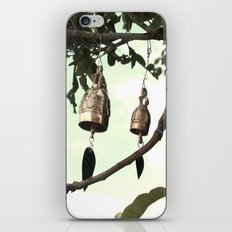 DON'T LET YOUR DREAMS BE DREAMS... iPhone & iPod Skin