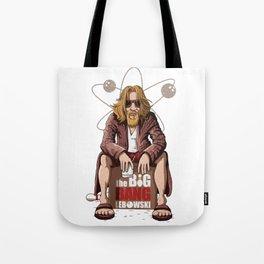 The big bang Lebwoski Tote Bag