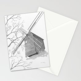 Montmartre Mill Stationery Cards