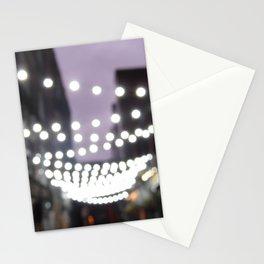 Scottish Photography Series (Vectorized)- Glasgow City Lights Stationery Cards