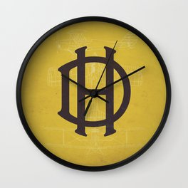 De Havilland (Tigermoth) Wall Clock