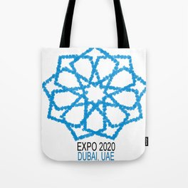 EXPO 2020 DUBAI, UAE Tote Bag