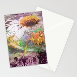 Daisy Illumination Stationery Cards