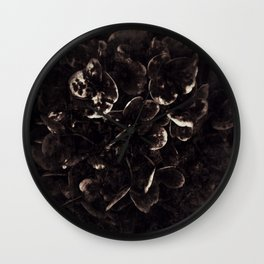 Flowers of the Sabine Wall Clock