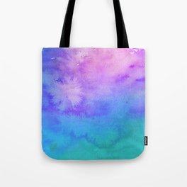 Watercolor #91 Tote Bag