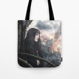 Exodus III: Resignation Tote Bag