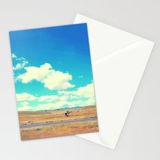 California Central Valley Stationery Cards