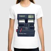 polaroid T-shirts featuring Polaroid by Brieana