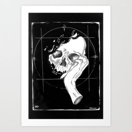 I'm Not Who You Want Me To Be Art Print