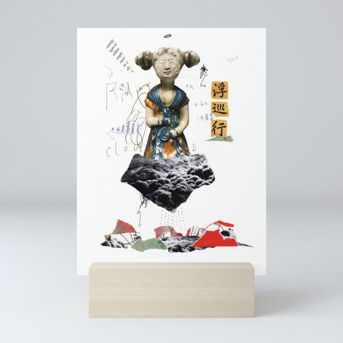 Float Mini Art Print