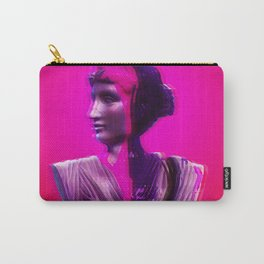 Vaporwave Glow Carry-All Pouch