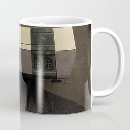 Faces of the Past: Console Coffee Mug