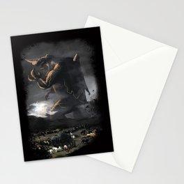 El Kaiju Stationery Cards