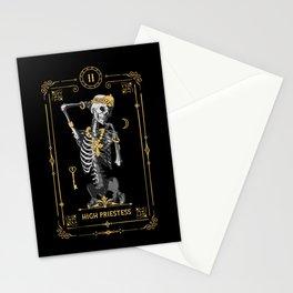 High Priestess II Tarot Card Stationery Cards