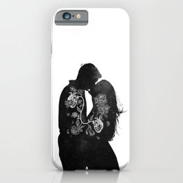 The love inside us. iPhone Case
