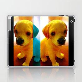 Pup Blues Laptop & iPad Skin