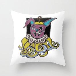 Feel Comfortable... Throw Pillow