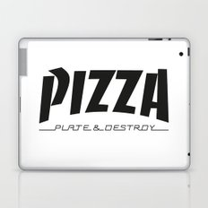Thrash WHT Laptop & iPad Skin