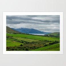 Dingle, Ireland Art Print