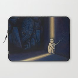 Dark Side Of Me Laptop Sleeve