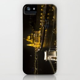 Budapest At Night iPhone Case
