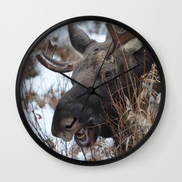 Dinner Time! Wall Clock