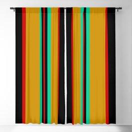 Jamaican Hot Blackout Curtain