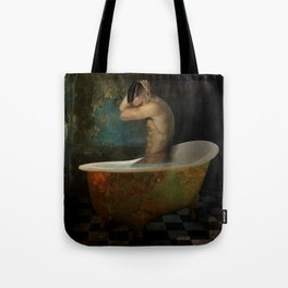 male nude Tote Bag