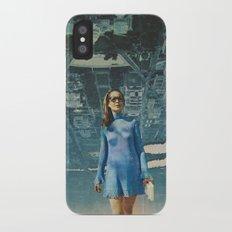 Amy White House iPhone X Slim Case