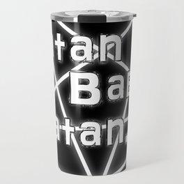 Satan Baby, Satan. Travel Mug