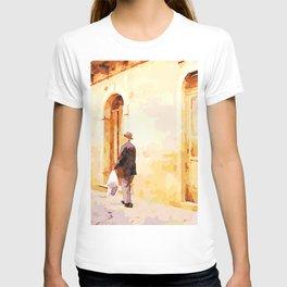Vulture: old shoemaker T-shirt
