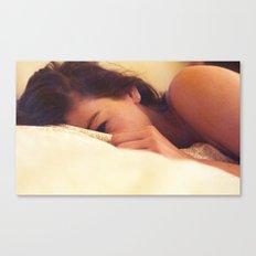 Nicole Canvas Print