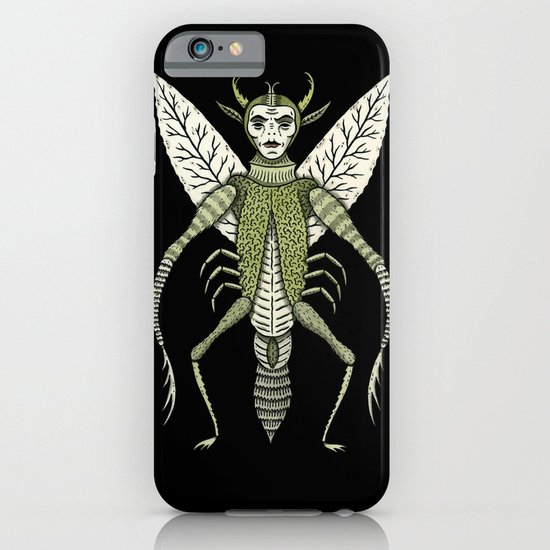 Ten-Legged Creepy Crawly iPhone & iPod Case