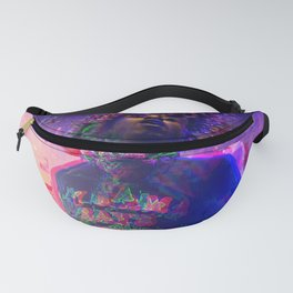 LIL UZI VERT---Abstract Fanny Pack