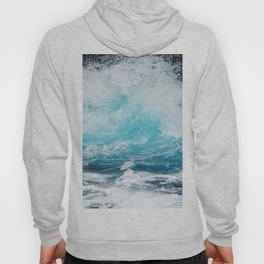 BLUE WAVES - 11318/3 Hoody