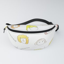All the Women Fanny Pack